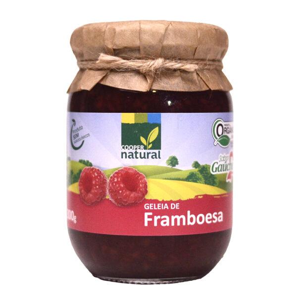 GELEIA DE FRAMBOESA 300G