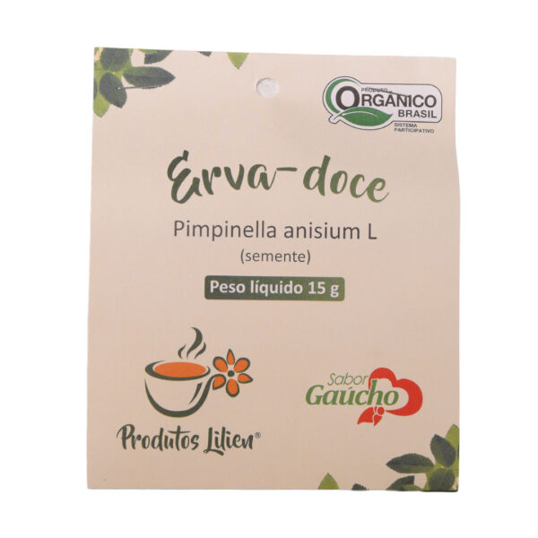 CHÁ ERVA-DOCE