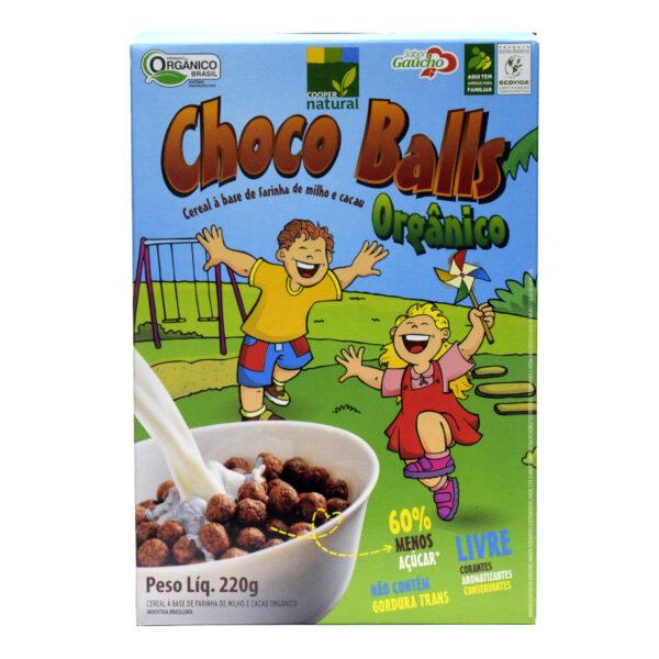 CHOCO BALLS MILHO 220G