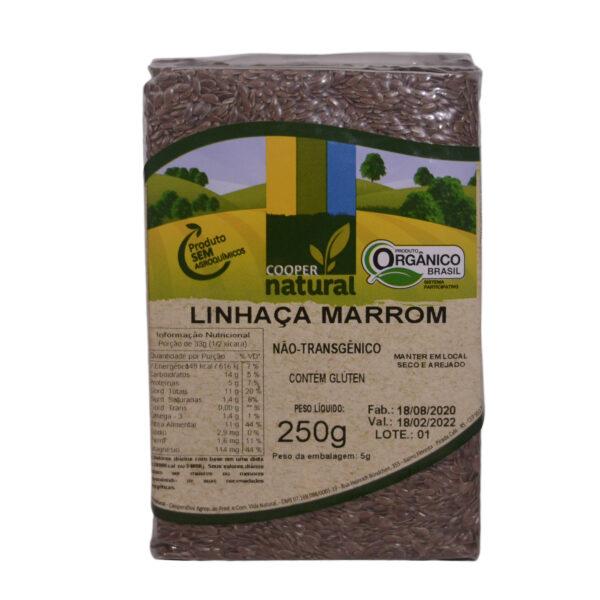 LINHAÇA MARROM 250G